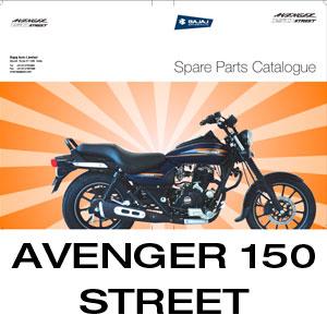 Avenger 150 Street