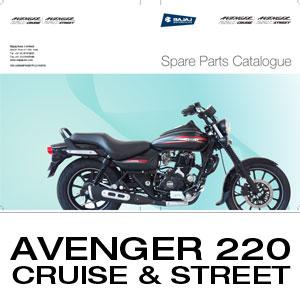 Avenger 220 Cruise & Street
