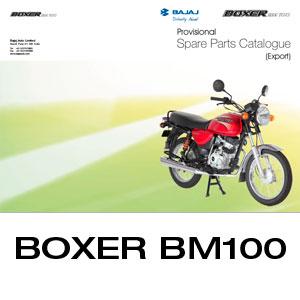 Boxer BM100 PF