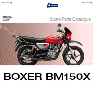 Boxer BM150X