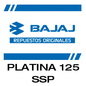 Platina 125 Single Spark Plug