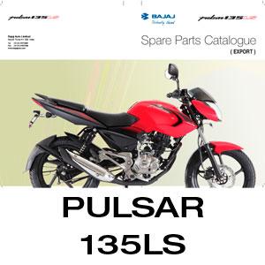 Pulsar 135LS