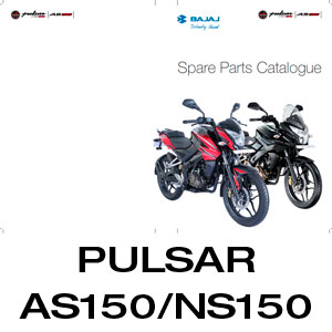 Pulsar AS150 NS150