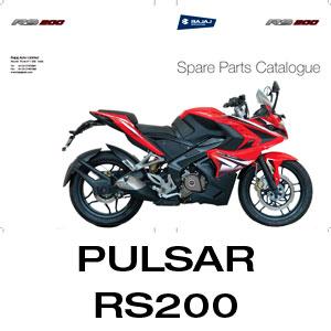 Pulsar RS200